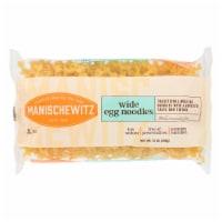 Manischewitz - Egg Noodles Broad - Case of 12 - 12 oz. - 12 OZ