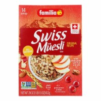 Familia - Muesli Swiss Original - Case of 6-29 OZ - Case of 6 - 29 OZ each