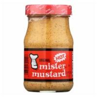 Original Hot Mister Mustard  - Case of 6 - 7.5 OZ