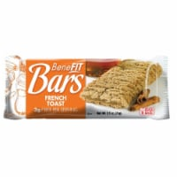 Readi-Bake BeneFIT Bars, French Toast, 2.5 Ounce, 48 per case - 48 Count