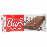 Readi-Bake BeneFIT Bars, Cocoa Chip, 2.5 Ounce, 48 per case - 48 Count