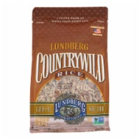 Lundberg Family Farms Country Wild Gourmet Blend Brown Rice - Case of 6 - 1 lb. - Case of 6 - 1 LB each