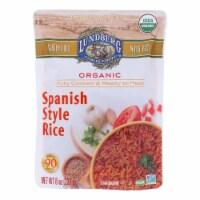 Lundberg Family Farms - Rice Spanish Rte - Case of 6 - 8 OZ
