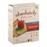 Absolutely Gluten Free - Flatbread - Original - Case of 12 - 5.29 oz. - Case of 12 - 5.29 OZ each