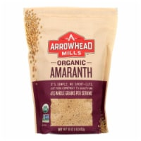 Arrowhead Mills - Whole Grain Amaranth - Case of 6 - 16 oz. - Case of 6 - 16 OZ each