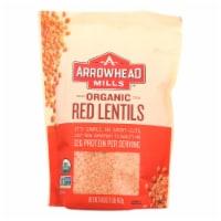 Arrowhead Mills - Organic Red Lentils - Case of 6 - 16 oz. - Case of 6 - 16 OZ each