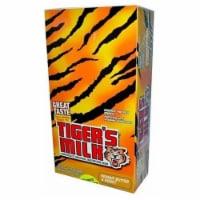 Tigers Milk Peanut Butter Bar, 1.25 Ounce -- 96 per case. - 96-1.25 OUNCE