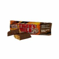 Tigers Milk Peanut Butter Crunch Bar - 24 per pack -- 96 packs per case. - 4-24-24 COUNT