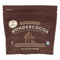 Wondercocoa - Wondercocoa Cocoa Powder - Case of 6 - 6 OZ - Case of 6 - 6 OZ each