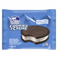 Klondike® Cookies & Cream Ice Creme Cookie Sandwiches - 24 ct / 4.5 fl oz