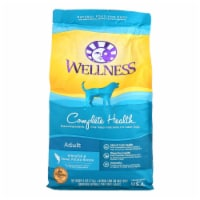 Wellness Pet Products Dog Food - Whitefish and Sweet Potato Recipe - Case of 6 - 5 lb. - Case of 6 - 5 LB each