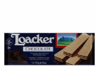 Loacker Chocolate Wafers, 6.17 OZ (Pack of 18) - 18
