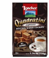 Loacker Espresso Bite Size Wafer Cookies, 7.76 OZ (Pack of 8) - 6
