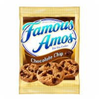 Famous Amos Chocolate Chip Cookies, 2 Ounce -- 60 per case