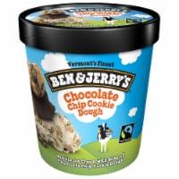 Ben & Jerry's, Cookie Dough Ice Cream, Pint (8 Count)