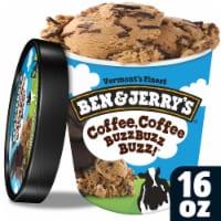 Ben & Jerry's Coffee Coffee Buzz Buzz Buzz Ice Cream