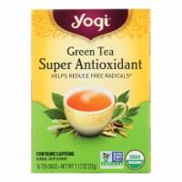 Yogi Tea Green Tea Super Antioxidant - 16 Tea Bags