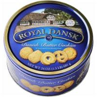 Royal Dansk Danish Butter Cookies - 24 oz
