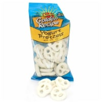 Golden Recipe Yogurt Pretzel, 4.5 Ounce -- 8 per case. - 8-4.5 OUNCE