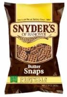 Snyder's of Hanover Butter Snap Pretzels - 12 oz