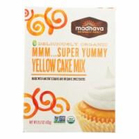Madhava Super Yummy Yellow Cake Mix