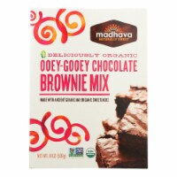 Madhava Ooey-Gooey Chocolate Brownie Mix