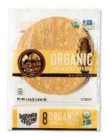 Organic Yellow Corn Tortillas - 6 packages
