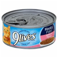 9Lives Meaty Pate Seafood Platter Wet Cat Food