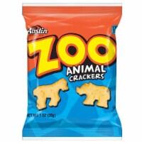 Cracker Keebler Austin Zoo Animal 100 Count 1 Ounce - 100-1 OUNCE