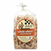 Al Dente - Fettuccine - Whole Wheat - Case of 6 - 12 oz. - Case of 6 - 12 OZ each