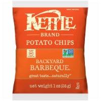 Backyard Barbeque Potato Chips, 1 Ounce -- 72 per case.
