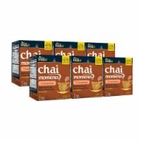 Tea India Chai Moments Cinnamom Instant Chai 10ct - 6 Pack