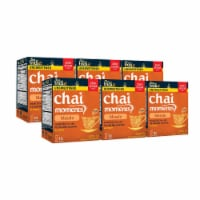 Tea India Chai Moments Masala Unsweetened Instant Chai 10ct - 6 Pack