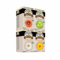 Newman's Own Organic Herbal Tea Variety Pack - 80ct