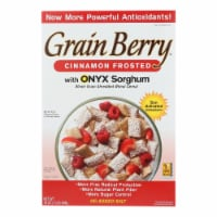 Grain Berry Whole Grain Shredded Wheat Cereal - Case of 6 - 16 OZ