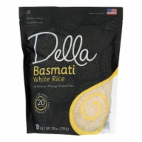 Della - Basmati White Rice - Case of 6 - 28 oz.