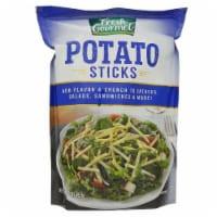 Fresh Gourmet Trans Fat Free Potato Sticks, 1 Pound -- 10 per case. - 10-1 POUND