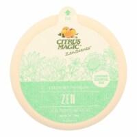 Citrus Magic - Zenscent Odor Absrb Zen - Case of 6 - 7 OZ - Case of 6 - 7 OZ each
