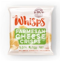 Cello Whisps Parmesan Cheese Crisps Gluten Free, .63oz (Pack of 6) - 6