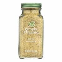 Simply Organic Adobo Seasoning - Case of 6 - 4.41 oz. - Case of 6 - 4.41 OZ each