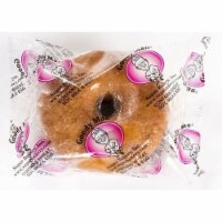 Super Bakery Whole Grain Yeast Raised Donut, 2.55 Ounce -- 80 per case