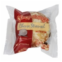 Otis Spunkmeyer Delicious Essentials Cheese Streusel Muffin, 4 Ounce -- 24 per case. - 24-4 OUNCE