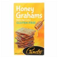 Pamela's Products - Graham Style Crackers - Honey - Case of 6 - 7.5 oz.