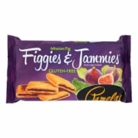 Pamela's Products - Gluten Free Cookies Mission Fig - Figgies and Jammies - Case of 6 - 9 oz. - 9 OZ