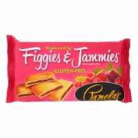 Pamela's Products - Figgies and Jammies - Raspberry - Case of 6 - 9 oz. - 9 OZ