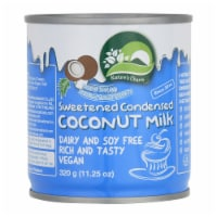 Nature's Charm Sweetened Condensed Coconut Milk - Case of 6 - 11.25 Fl oz. - Case of 6 - 11.25 FZ each
