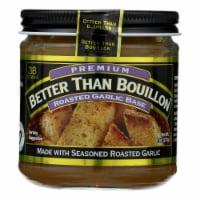 Better Than Bouillon - Roasted Garlic Base - Case of 6-8 oz. - Case of 6 - 8 OZ each