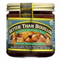 Better Than Bouillon - Rs Seasoned Veg - Case of 6 - 8 OZ