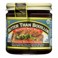 Better Than Bouillon - Rs Rst Beef Base - Case of 6 - 8 OZ