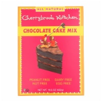 Cherrybrook Kitchen - Cake Mix - Chocolate - Case of 6 - 19.5 oz. - Case of 6 - 19.5OZ each